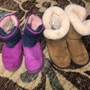 Used Ugg Deal Size 4!